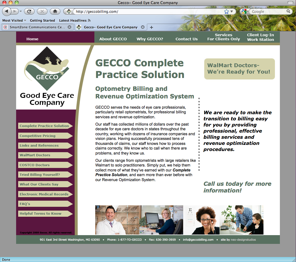 Good Eye Care Company (GECCO)