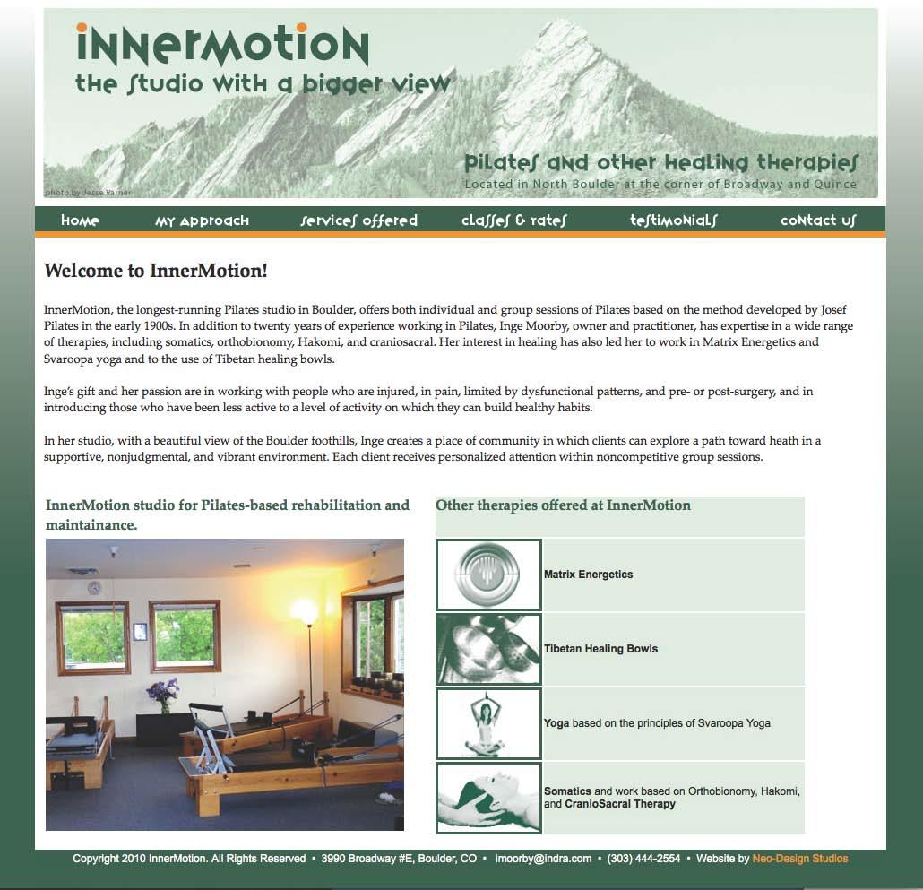Innermotion Studio
