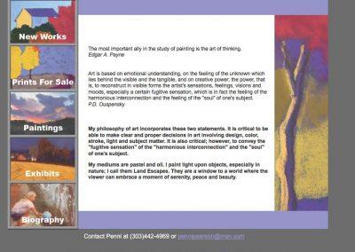 Penni Pearson Website