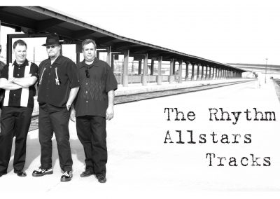 The Rhythm Allstars Band CD Cover