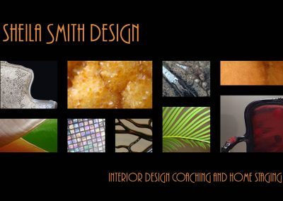Sheila Smith Design Brochure
