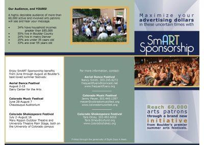 Smart Sponsorship Brochure